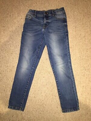 Boys Marks and Spencers Jeans 7-8 years