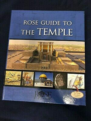 Rose Guide to the Temple (hardcover) by Dr. Randall Price