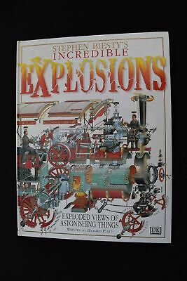 Stephen Biesty's Incredible Explosions (1996, Hardcover)