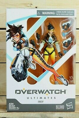 Overwatch Ultimates Series Tracer 6-Inch Collectible Action Figure NEW