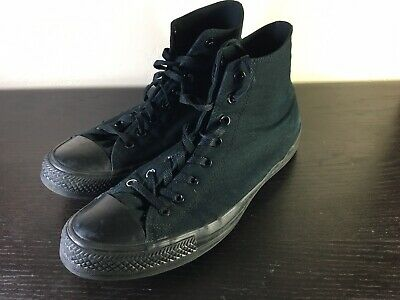 Mens Converse Chuck Taylor All Star Hi-top Size 12 Black Great Condition