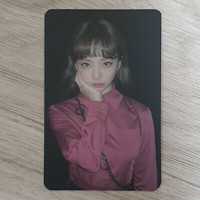Vivi - Official Photocard Loona 2nd Mini Album Hash # Monthly Girl Kpop