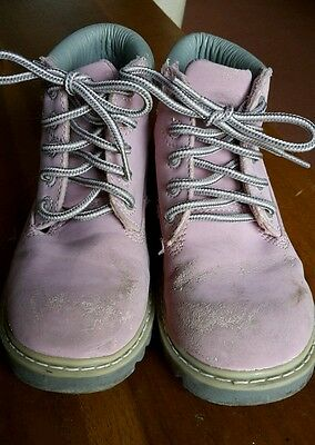 Dusky pink Mothercare boots size 9