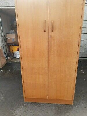 Ercol G Plan E.Gomme Wardrobe with shelving.