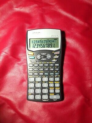 SHARP Scientific Calculator EL-531WH Advanced D.A.l