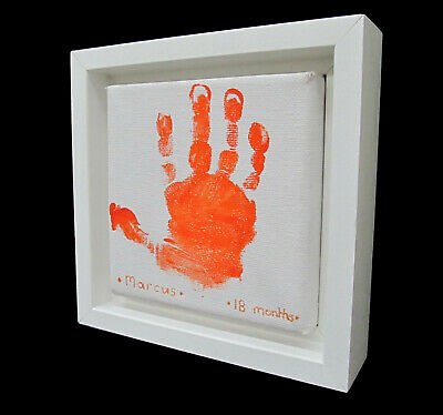 Baby Hands Feet Diy Canvas Art And Craft Frame (Buy 2 Or More Get 35% Off)