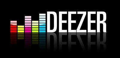 Deezer Famille | 1 Mois | 6 Compte Deezer Family For 6 Accounts | 1 Month |
