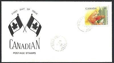 Canada  # 1856   Special Cachet - The Queens Mother   New 2000 Unaddressed