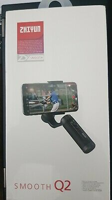 Zhiyun-Tech Smooth Q2 3-Axis Handheld Gimbal Stabilizer for Smartphone - Black