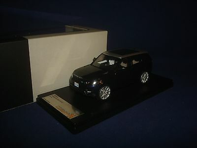 Range Rover Sport blue silver roof Premium X  PRD359 1:43
