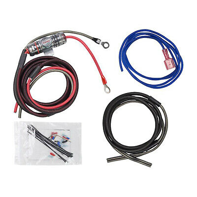 Metra ST-AK10 10GA Power Sport Motorcycle Universal Amplifier Wiring Kit