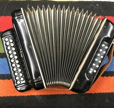 Button Accordion Melodeon C/F Tuning