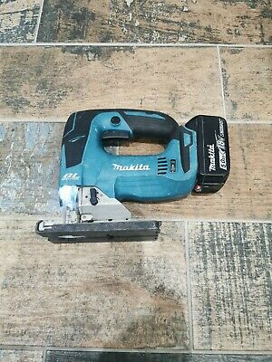 makita djv182z cordless brushless jigsaw with 5ah battery