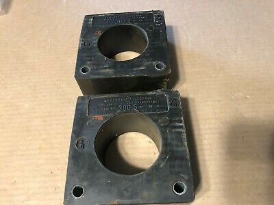 GE, Current Transformer, 631x30, **Lot of 2