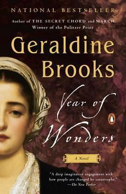 Year of Wonders : A Novel of the Plague by Geraldine Brooks (2002, Paperback,...