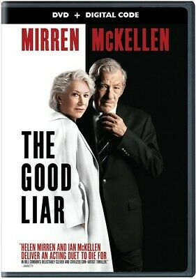 The Good Liar [New DVD] Digital Copy