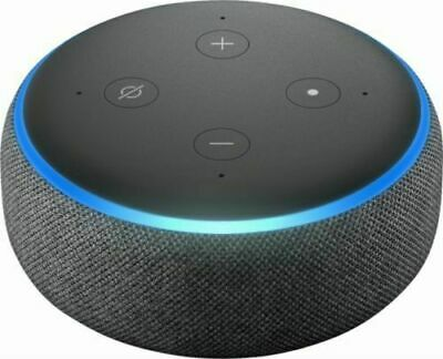 Amazon Echo Dot 3Rd Generation Smart Speaker With Alexa Charcoal New