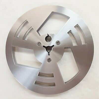 Righteous Reels 5 inch Metal Audio Tape Reel to Reel Made In USA Free Shipping