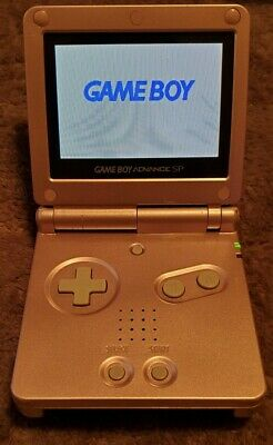 Gameboy Advance SP Pink *Tested and Working