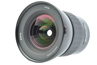 Hasselblad HC 35mm f/3.5 Auto-Focus Wide-Angle Prime Lens for H Series  #P0204