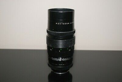 Pentacon 200mm f4 m42 fit lens spares and repairs