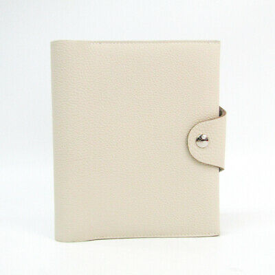 Hermes Ulysse Planner Cover Ivory Neo PM BF510247