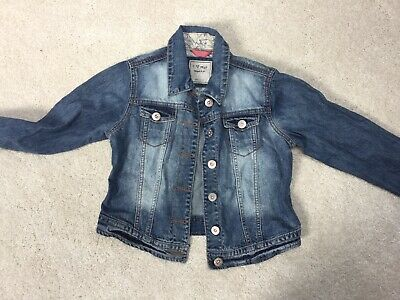 NEXT Girls  Denim Jacket Age 9 Years EXCELLENT CONDITION