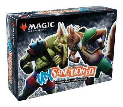 Magic the Gathering Unsanctioned 4-Box Case (Presell) 2/29/20