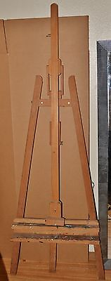 Mabef – Inclinable Lyre Easel – Made in Italy