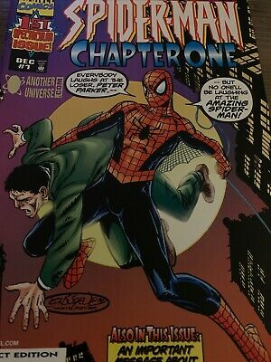 Spiderman Chapter One