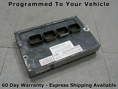Engine Computer Programmed Plug/&Play 2005 Jeep Grand Cherokee 56044551AK 4.7L