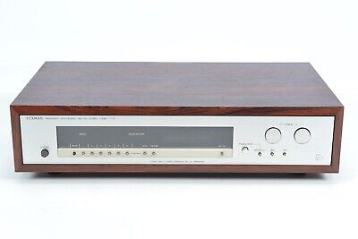 Luxman T-115 Frequency Synthesized AM FM Radio Tuner - Vintage Audiophile
