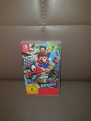 Nintendo Switch Spiel Super Mario Odyssey - - - Auktion - -