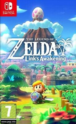 The Legend of Zelda Link's Awakening Switch Version Fr En It De Nl Ru Es Ja Zh K