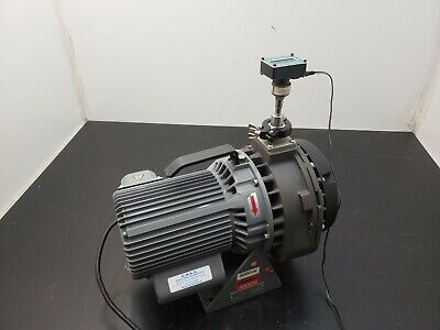 Varian 300DS Dry Scroll Vacuum Pump Tested to 22 Microns Free Shipping