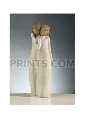 Willow Tree Chrysalis Mother & Teen Daughter Figurine Brand New