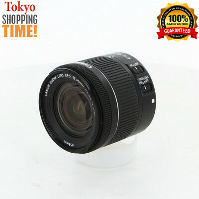 Canon EF-S 18-55mm F/4-5.6 IS STM Lens from Japan