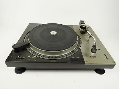 Technics By Panasonic Direct Drive Player System Sl-1100A Turn Table