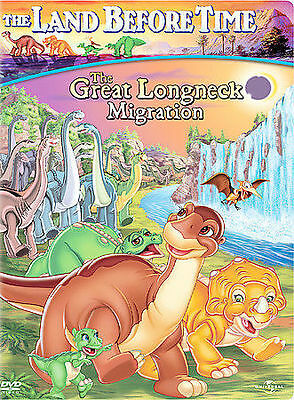 The Land Before Time X: The Great Longneck Migration (DVD) - **DISC ONLY**