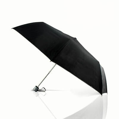 Three-folding Black Umbrella - Tested in windy Conditions