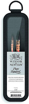 Wnsor and Newton Professonal Water Colour Squrrel Brush Kt (Pack of 2)