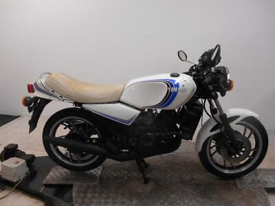 1982 Yamaha RD350LC Unregistered EU Import Ex Private Collection Classic Project