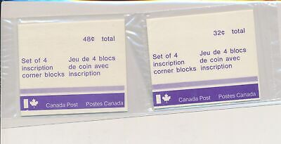 LL27603 Canada nice lot of good booklets MNH