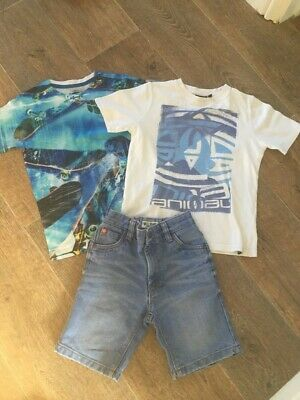 Animal, Blue Zoo and Next Boys Shorts Age 7-8