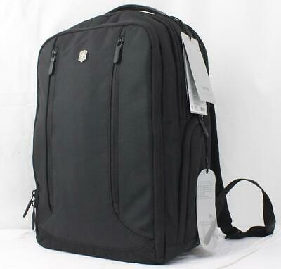 Victorinox Swiss Army Vx Avenue Carry On Laptop Backpack 609650 Black