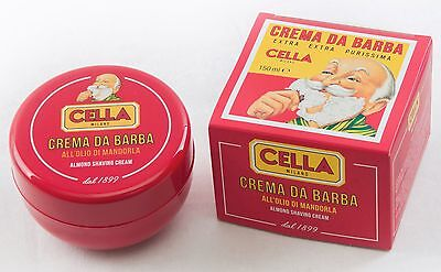 Cella Shaving Soap Tub 150 gm