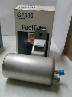 ACDelco GF530 Gas Filter GM#25055509 Chrysler Products 1985-90