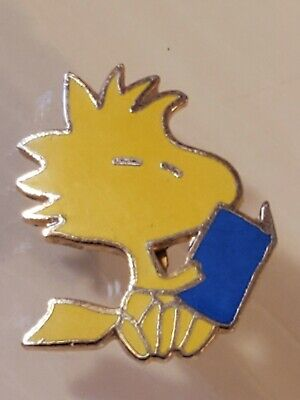 vintage tweety bird pin 1965 with blue book signed dated