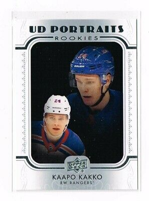 2019-20 Upper Deck Series 2 UD Portraits Rookies #P51-P100 U-Pick