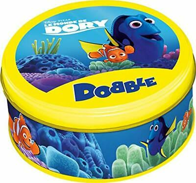 Asmodee DOBFID001EN Editions Dobble Kids Finding Dory Card Game